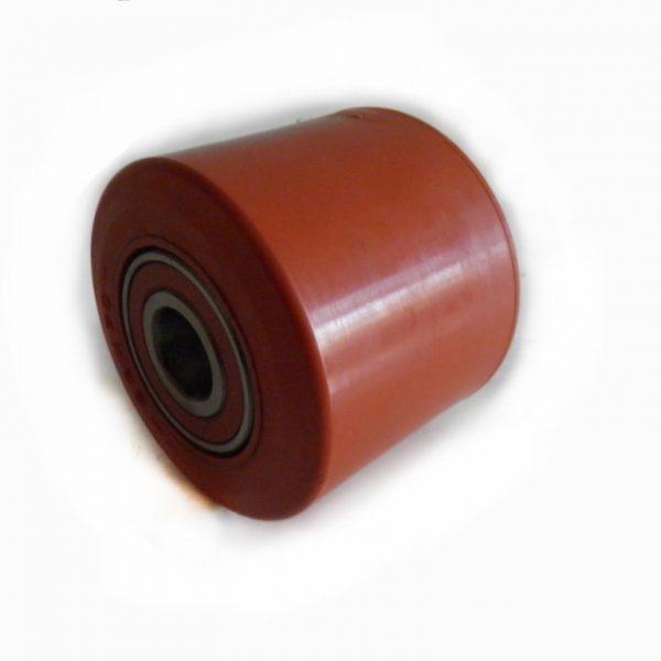 Ролик для роклы полиамид/полиуретан 82х70мм